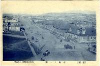 Пост Александровск во время японской оккупации