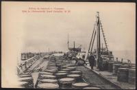 Работа на пристани о. Сахалина. Quai in Aleksandrofsk (Insel Sachalin). №13