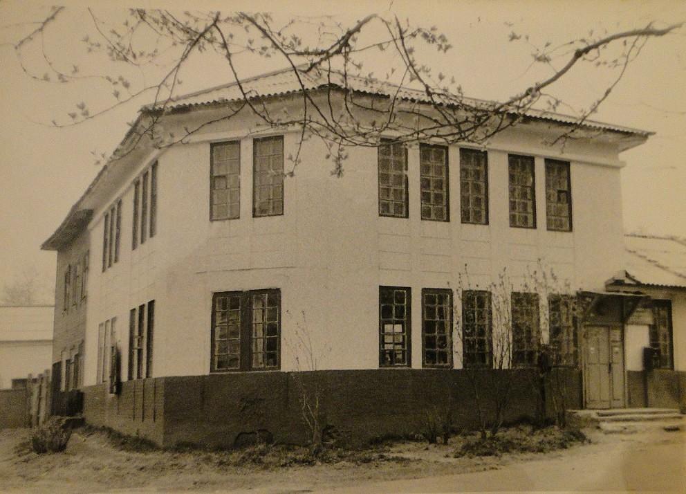 Отделение связи в г. Долинск