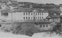 Новое здание средней школы № 18 в п. Синегорск