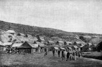 Пост Дуэ (ныне село Дуэ, Александровск-Сахалинский район). Конец XIX века