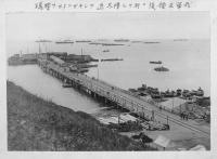 Пристань в Александровском порту