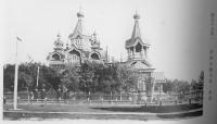 Покровская церковь в посту Александровском