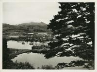Бухта Крабовая на Курильских островах