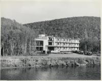 Дом отдыха на озере Тунайча