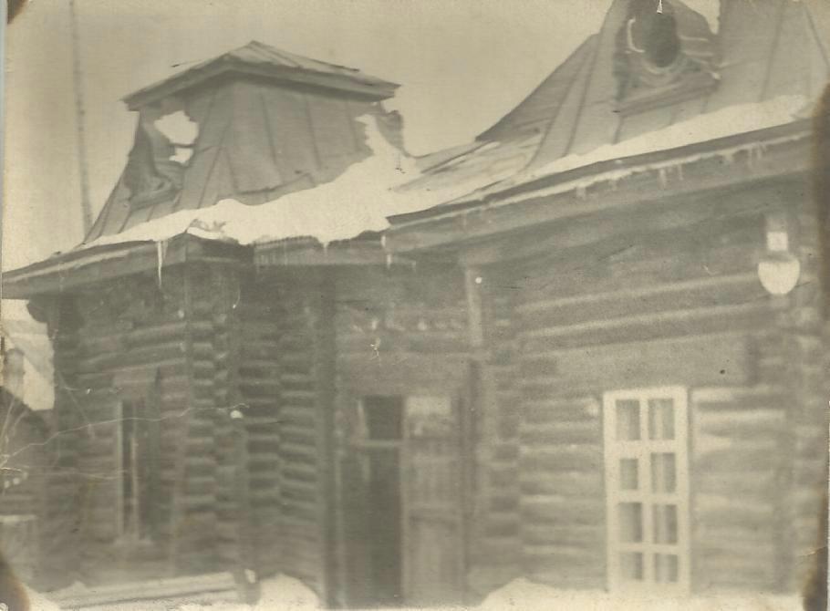 Старая пожарка на ул. Дзержинского, 6