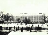 Здание Сахинцентра