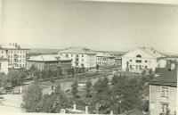 Площадь им. 15 Мая г. Александровск-Сахалинский