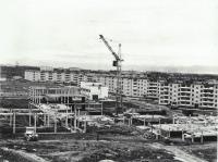 Застройка 9-го микрорайона в Южно-Сахалинске