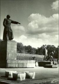 Памятник советским воинам-освободителям в Южно-Сахалинске