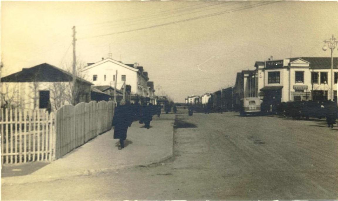 Фото видовое, ул. Ленина (Первый магазин).