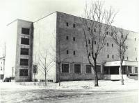 Здание Государственного архива Сахалинской области