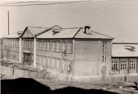 Средняя школа в п. Танги Александровск-Сахалинского района