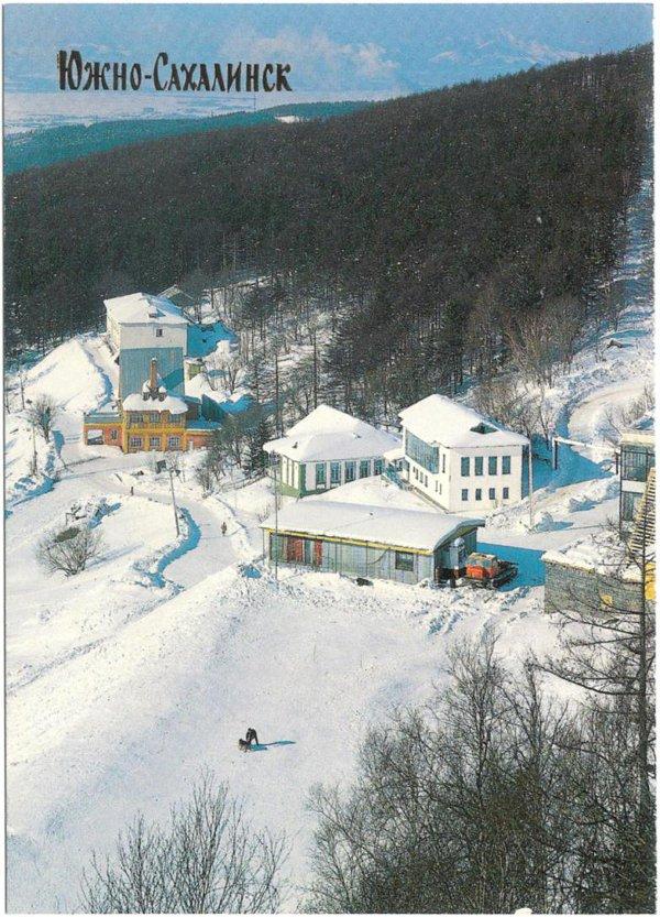 никому хочется фото старой гостиницы горный воздух южно сахалинск вывести российский кинематограф
