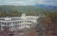 Дворец пионеров в Южно-Сахалинске