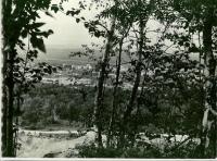 Панорама поселка Тымовское
