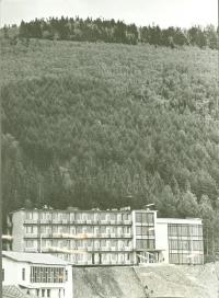Гостиница турбазы 'Горный Воздух', г. Южно-Сахалинск