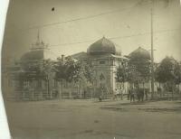 Дом губернатора острова Сахалина в период восстановления советской власти