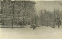 Здание горисполкома - администрации г. Александровска-Сахалинского