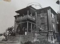Дом Союзов г. Александровск на Сахалине. Бывшая православная церковь