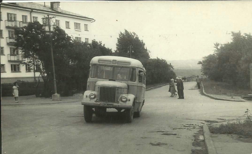 Улица Советская на пересечении с улицей Дзержинского