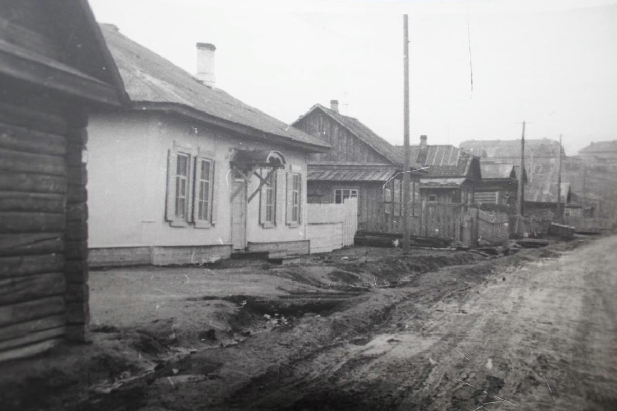 Дом, в котором останавливался А.П. Чехов в 1890 г.