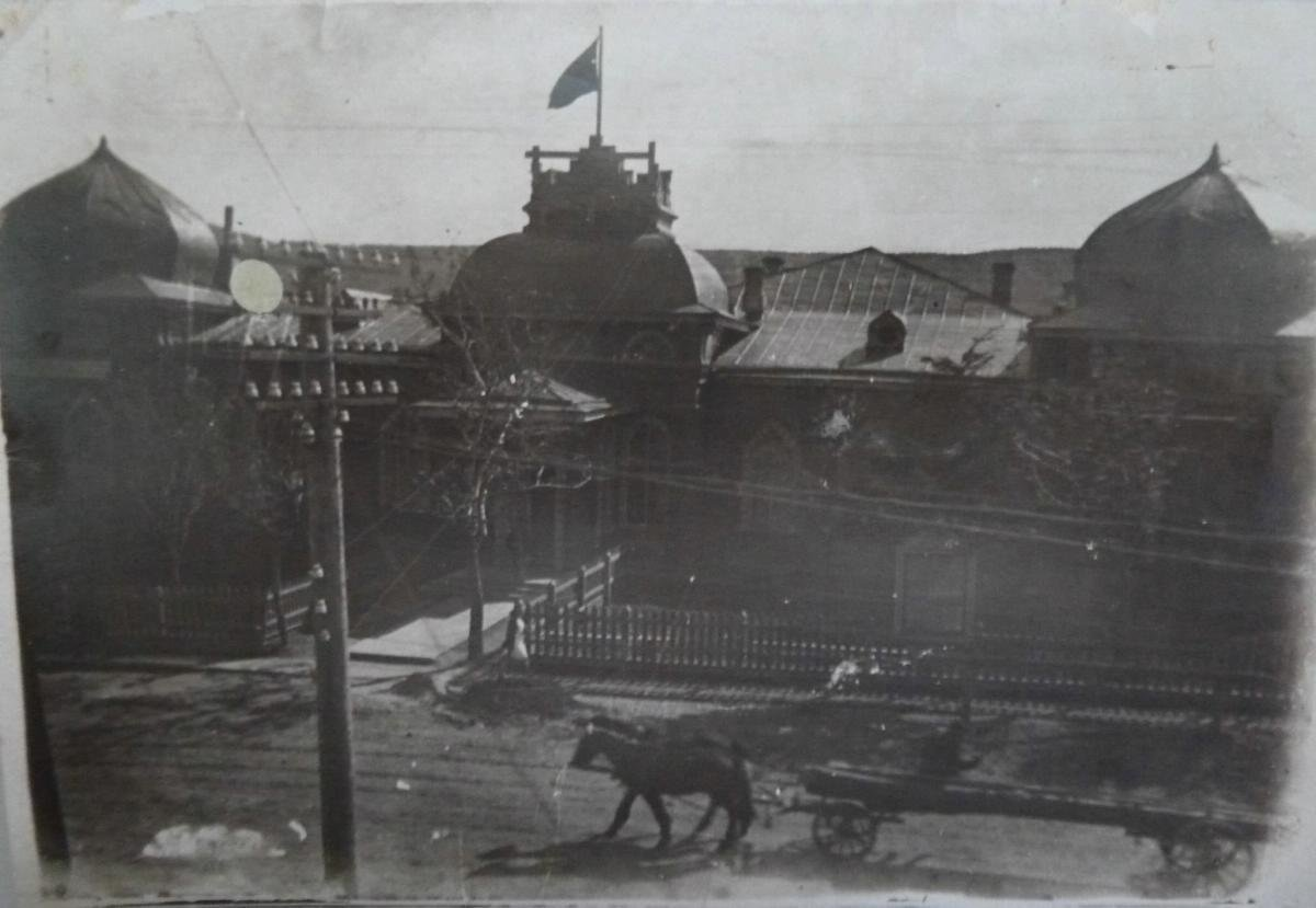 г. Александровск, ул. Советская