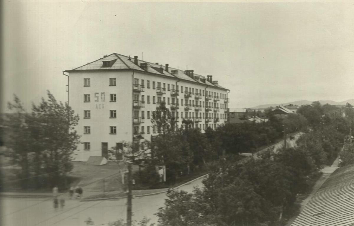 Новый жилой дом по ул. Дзержинского, 12