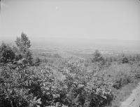 Серия снимков. 2 из 3. Вид на город Тоехара