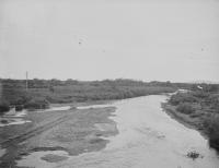 Вид с моста на речку Суссуя-гава (Сузуя-гава)