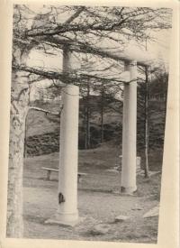 г. Макаров на Сахалине. Японские ворота