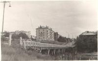 Белый мост в Александровск-Сахалинском