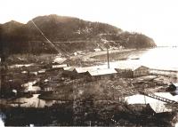 Вид на поселок Широкая Падь
