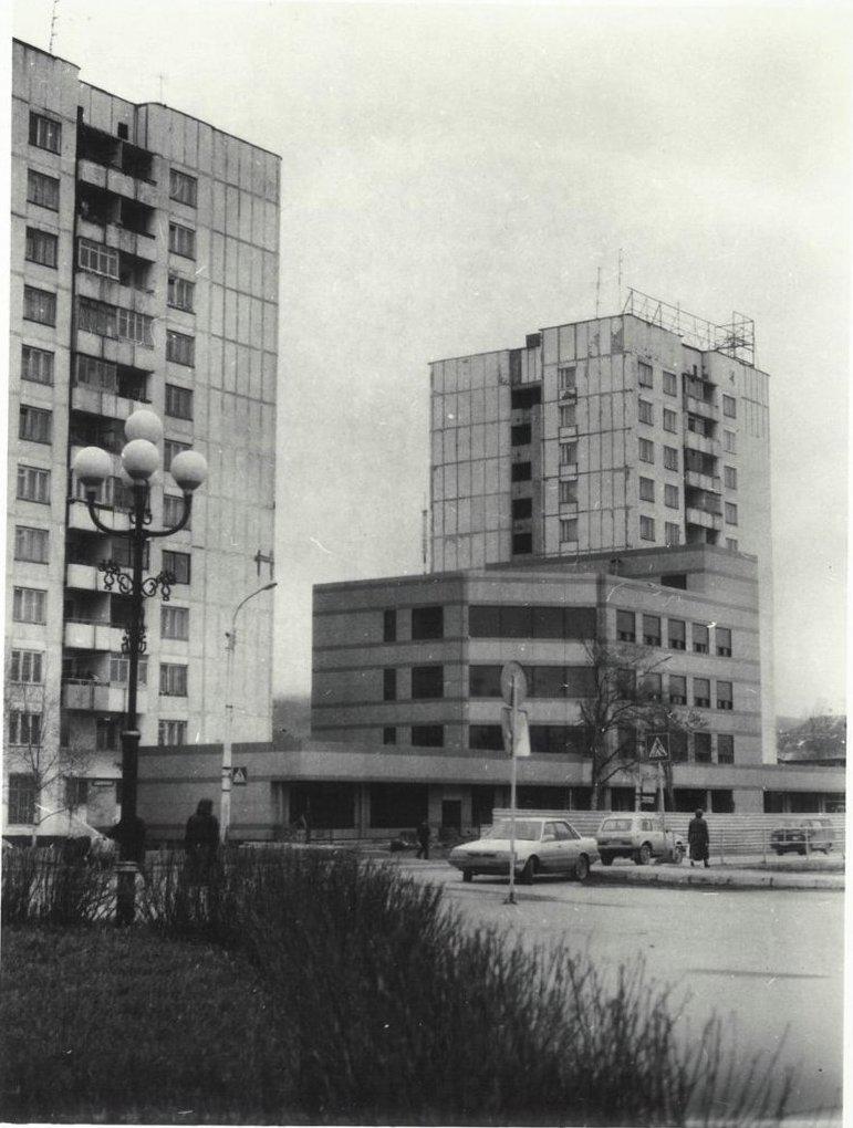 Здание Токобанка. Южно-Сахалинск