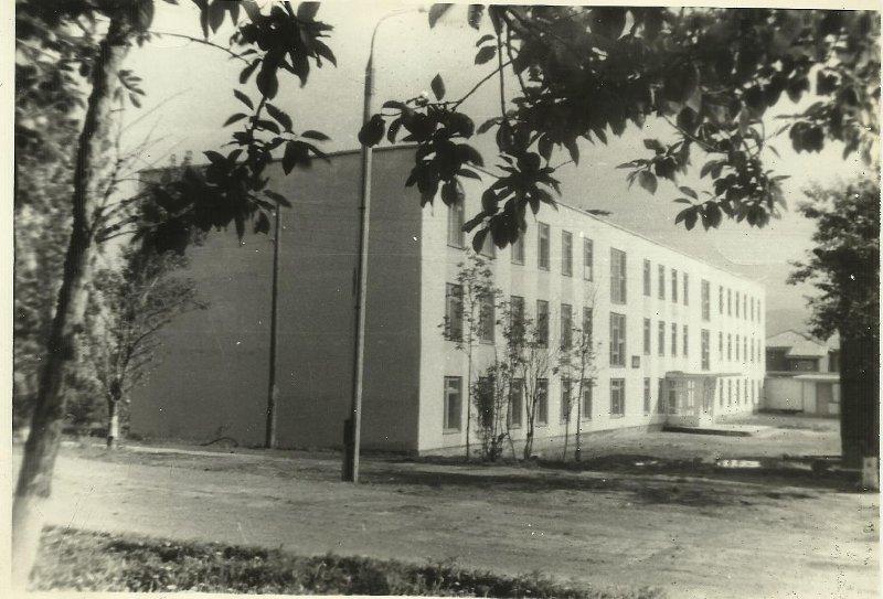 Педагогическое училище г. Александровск-Сахалинский
