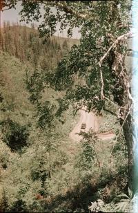 Серия снимков. Вид на Холмский перевал