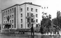 Дом союзов в Южно-Сахалинске